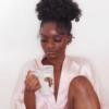 Thecreamycrackrehab with the Mafeah African Tableware Adinkra Mug